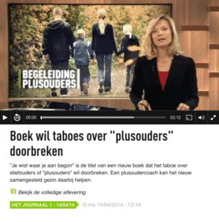 Boek doorbreekt taboes over plusouders