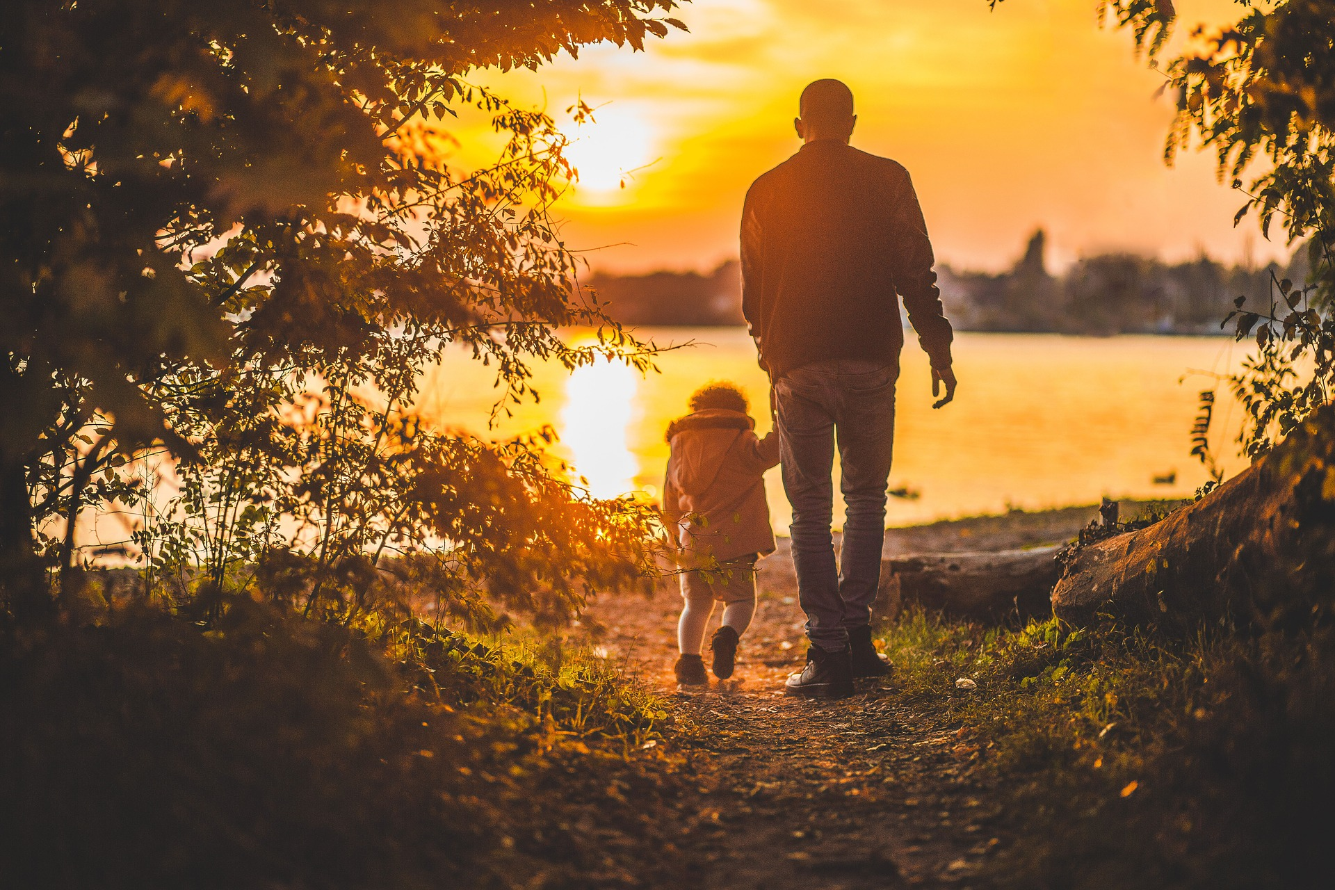 vader mag kind niet zien na scheiding
