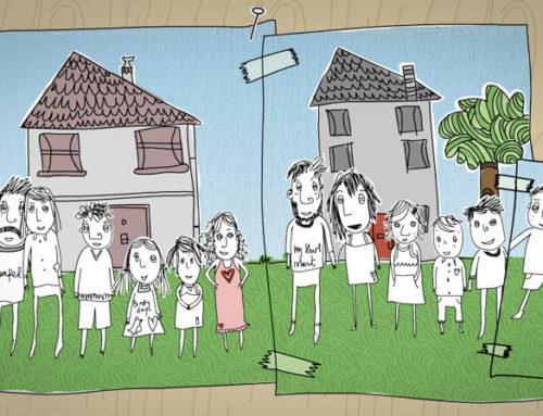 Onderscheid tussen opvoeding en huisregels