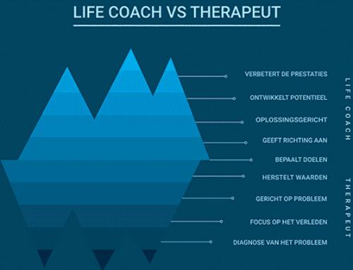 Verschil tussen Life Coach en Therapeut