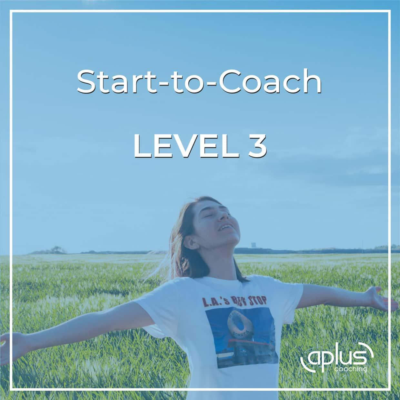 Agenda Opleidingen | Apluscoaching | Start-To-Coach Level 3